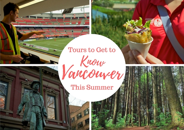 6 Tours to Get to Know Vancouver This Summer