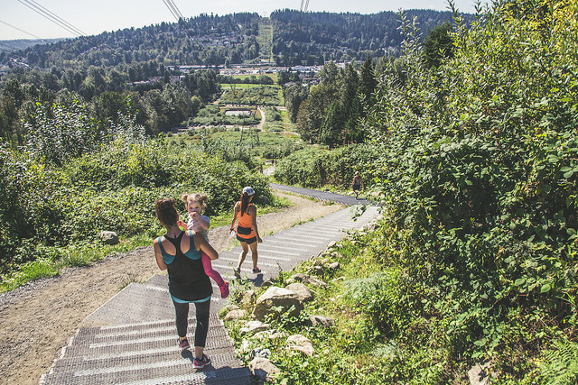 Climb the Coquitlam Crunch