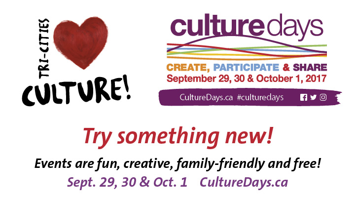 Tri-Cities Culture Days