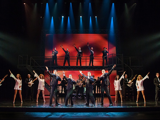 Pre-Sale Code for Jersey Boys in Vancouver