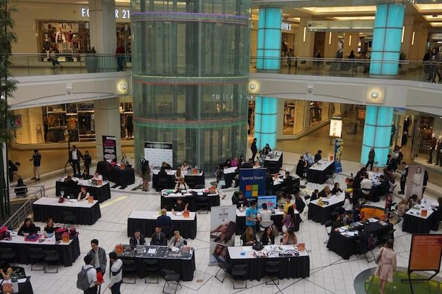 Work where you love to shop! More than 50 retailers are participating in the Metropolis at Metrotown Job Fair on Saturday, September 22, Hudson's Bay, Toys R Us, T&T Supermarket, Uniqlo, Old Navy, Michael Kors, Sephora, Starbucks, Microsoft, and more will be .