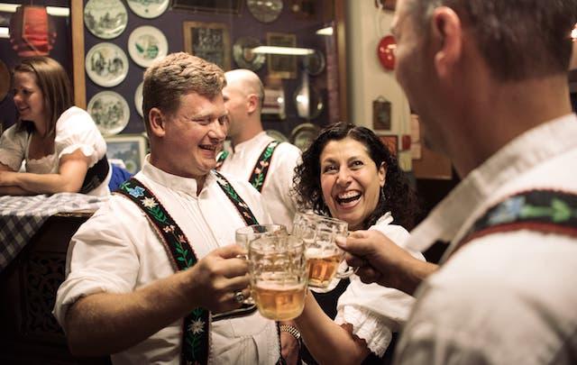 Oktoberfest at the Alpen Club
