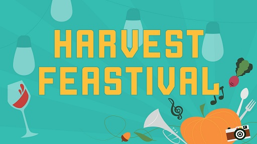 Harvest Feastival at UBC